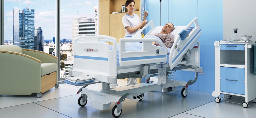 Krankenhausbett Eleganza2