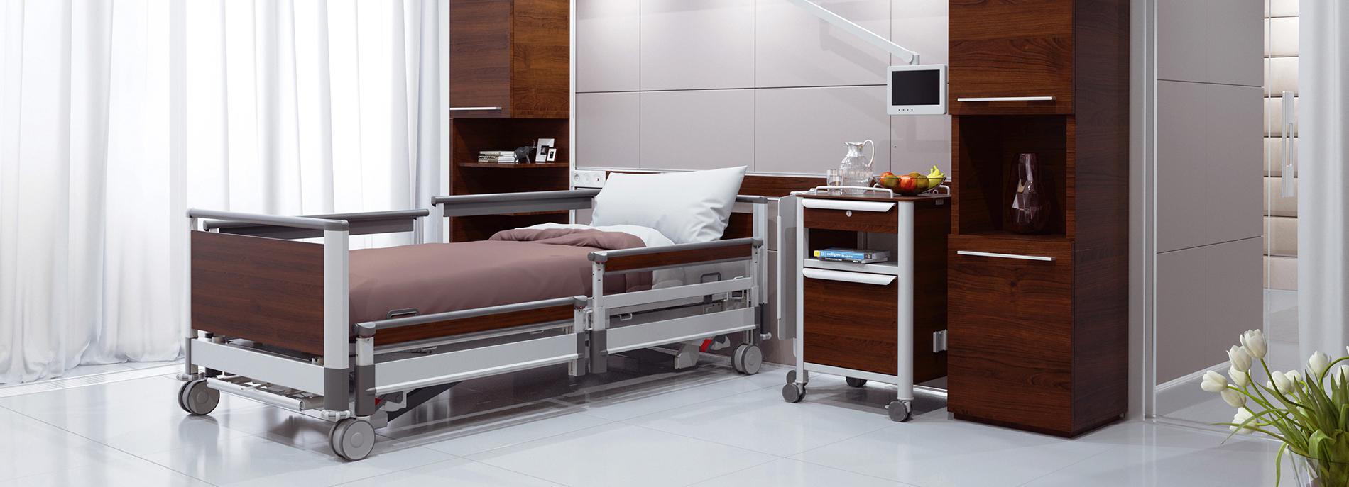 Krankenhausbett Image 3