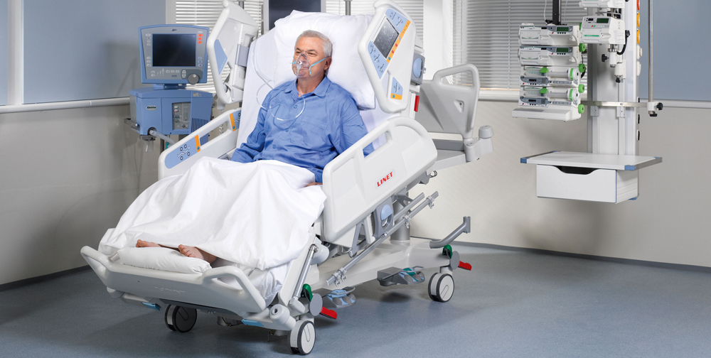 Multicare LE Krankenhausbett