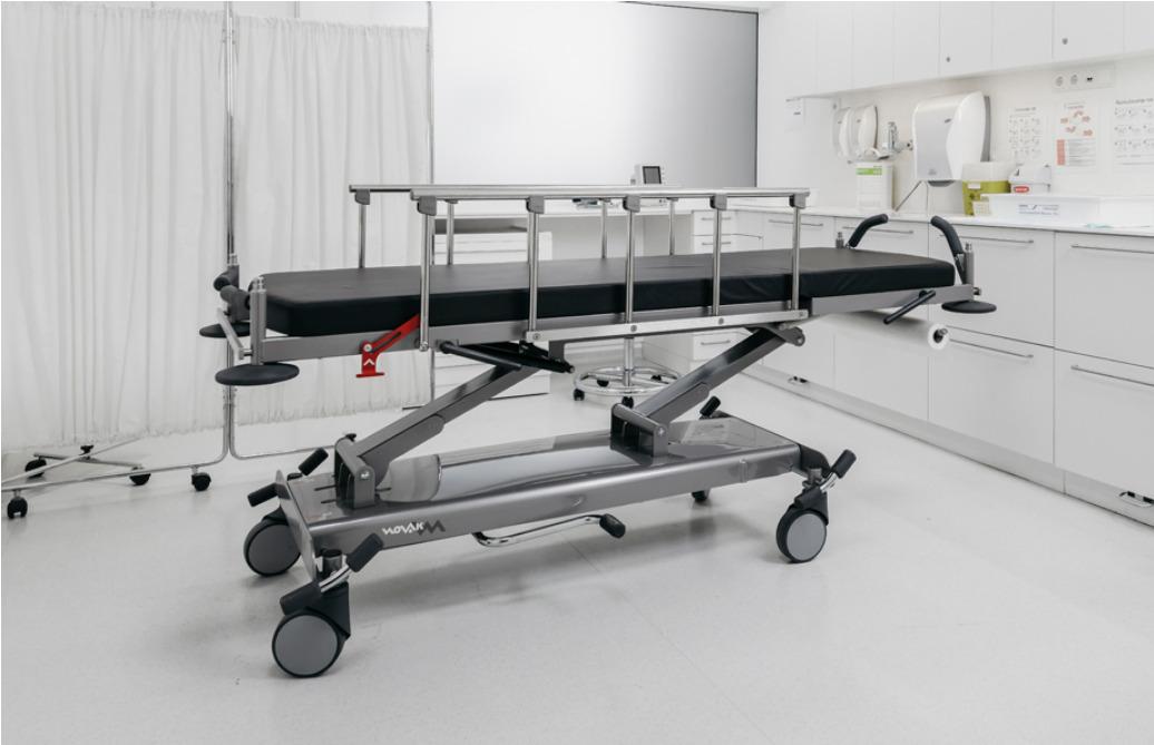 Screenshot 2021 08 05 At 15 29 20 Stretcher SL Fuer Die Aufnahme Den Transport Und Die Behandlung Von Patienten Novak M