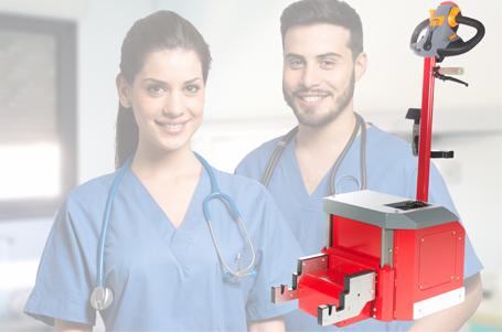 Neues Patiententransportsystem – der Bedmax
