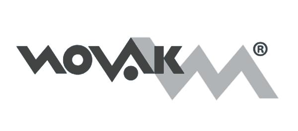 Logo Novak M Grau
