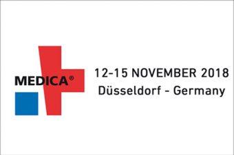 Medica 2018 – Besuchen Sie uns auf der Weltleitmesse der Medizinbranche