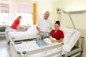 1,5 Millionen Euro für neue Betten