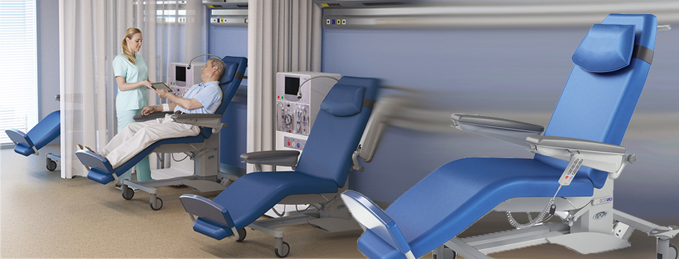Pura Gmbh multifunktionsstuhl pura dialyse tbm medizintechnik gmbh