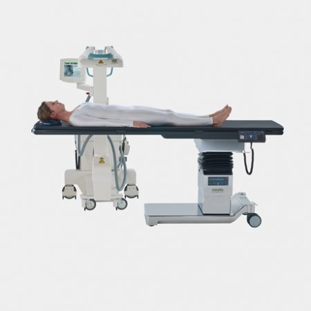 Mobiler Röntgen OP Tisch
