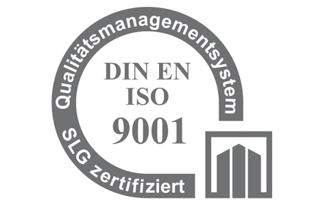TBM seit April 2017 DIN EN ISO 9001 zertifiziert