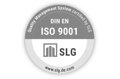 Zertifizierung DIN 9001